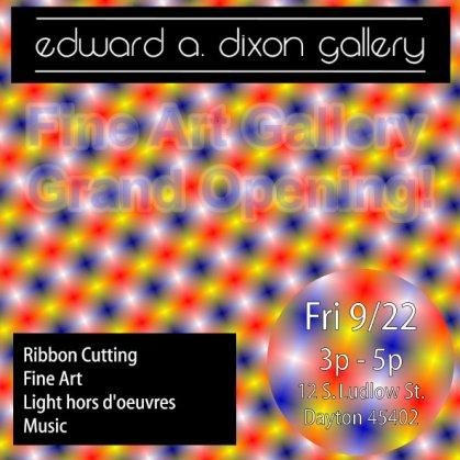 EAD Gallery Grand Opening