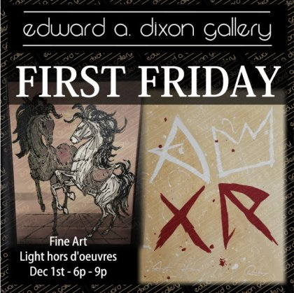 First Friday - (Dec2017)