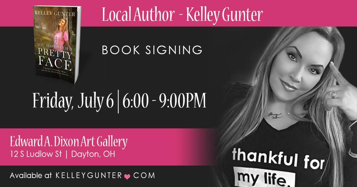 KG Book Signing
